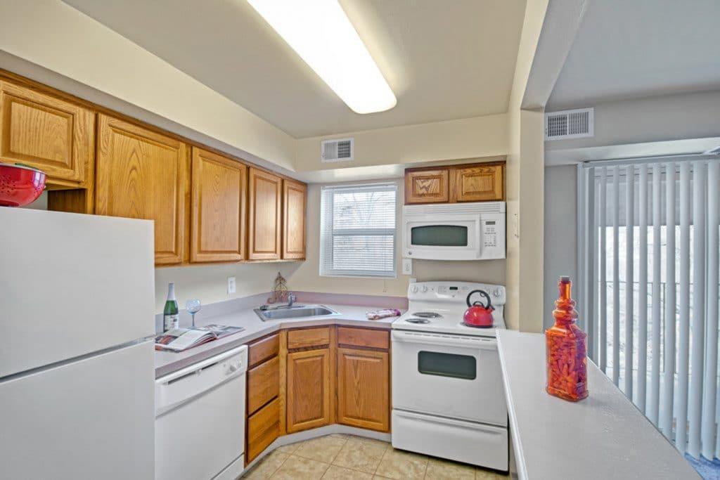 Thoughtfully Designed Kitchen